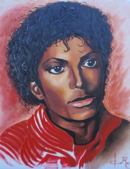 Michael Jackson by Doro